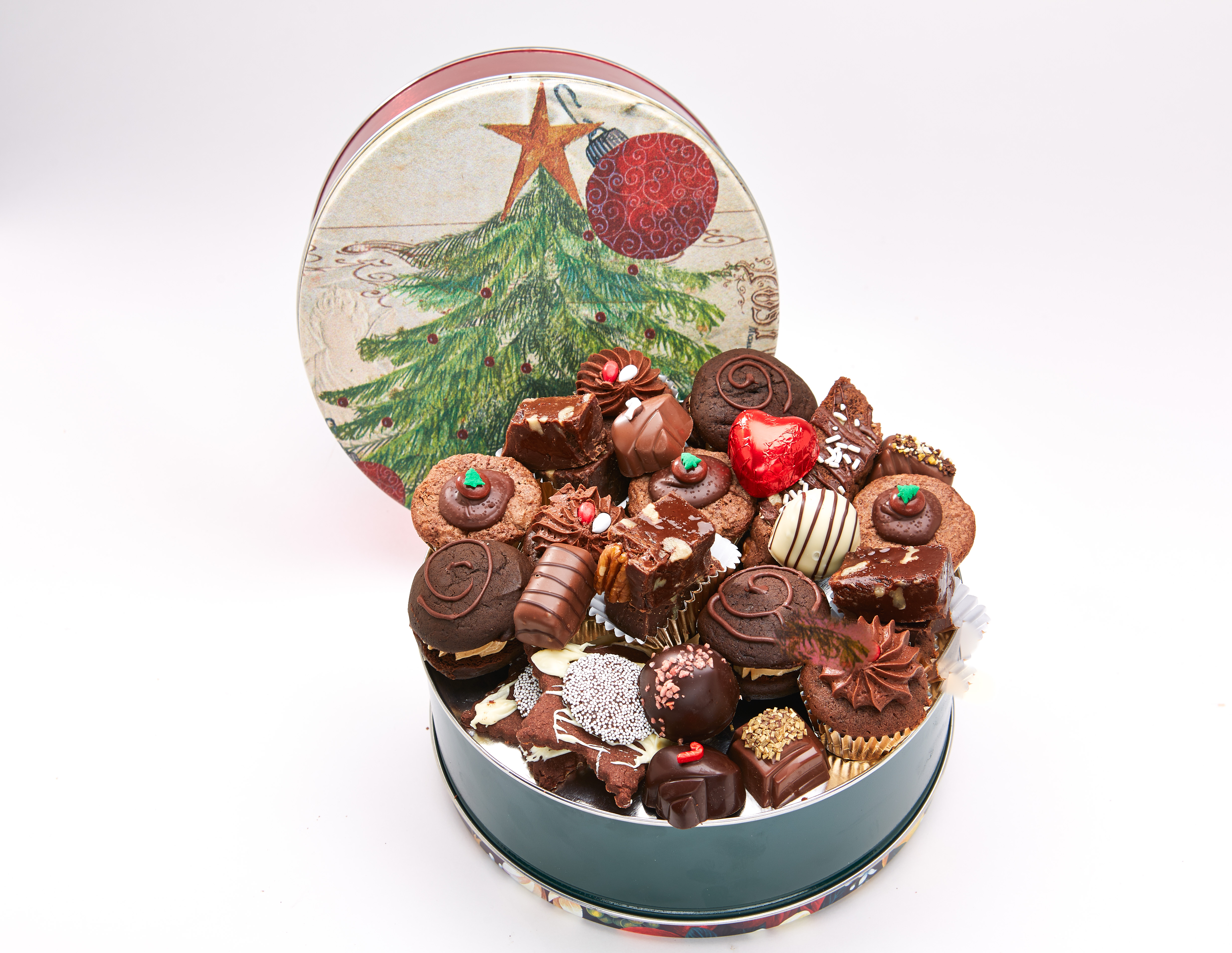 Holiday Chocolate Delights - Tastes Divine