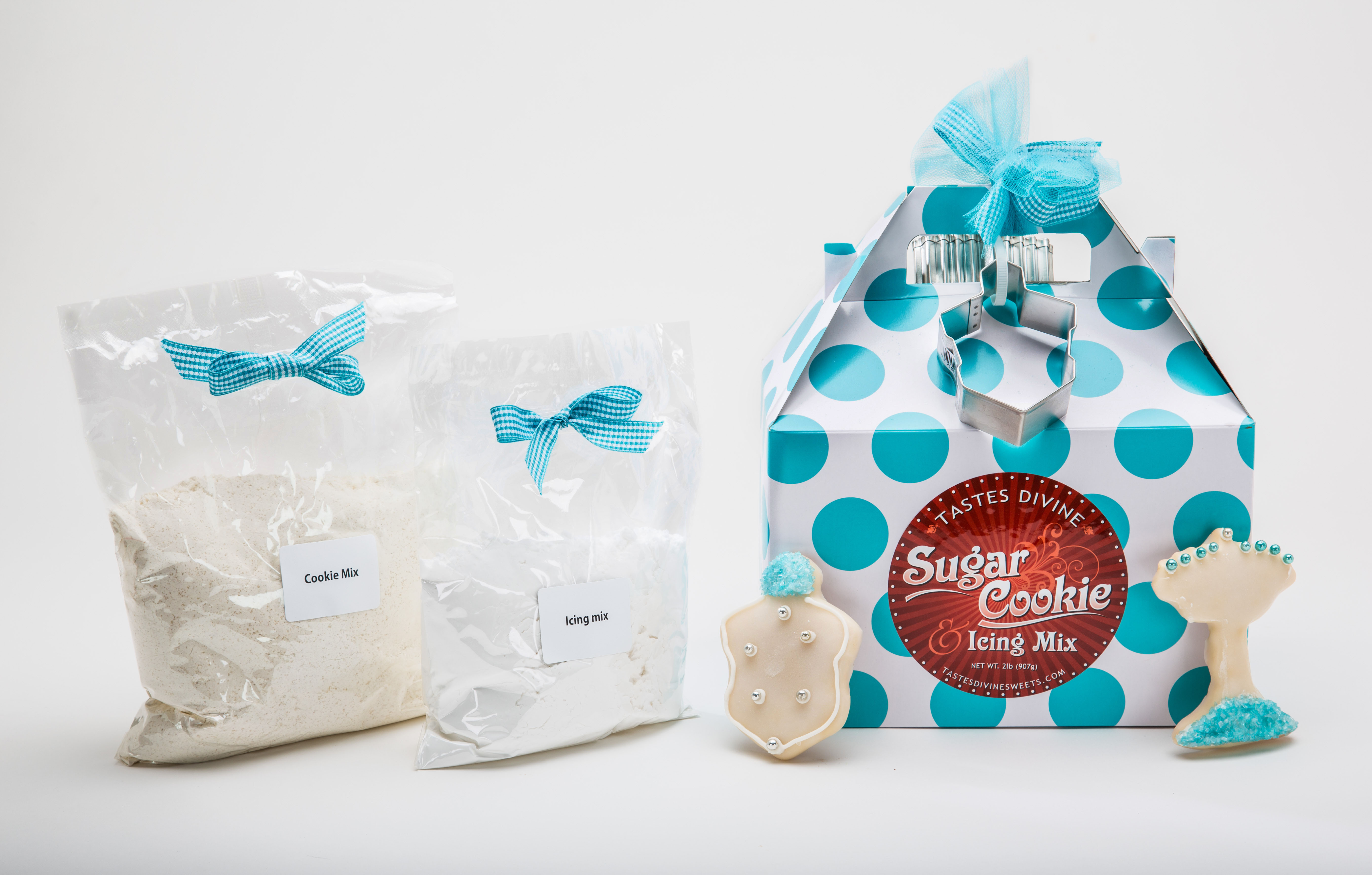 Chanukah Organic Cookie Kit - Tastes Divine